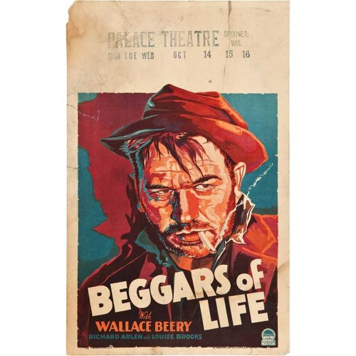 Films in 2012—#246 Beggars of Life (William Wellman, 1928)
