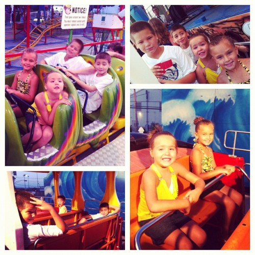 #wonderlandpier #oceancity #fun #memories #summer #2012  (Taken with Instagram)