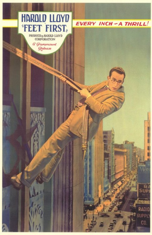 Films in 2012—#248 Feet First (Clyde Bruckman, 1930)