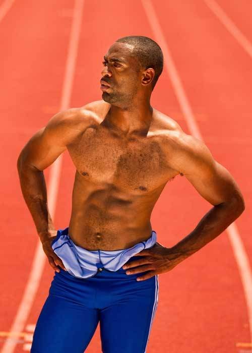 mancrushoftheday:  Tyson Gay #2012olympics #muscle #jock Visit The Man Crush Blog | Twitter | Facebook |Google+  Tyson Gay USA, Track & Field