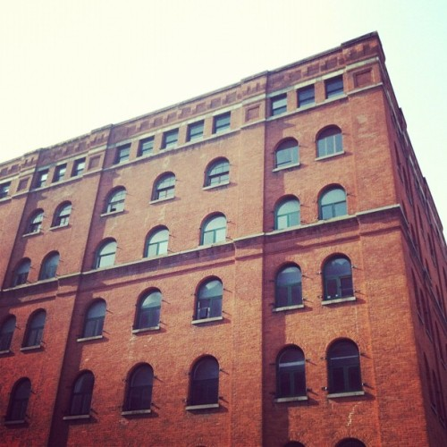 Tribeca (Taken with Instagram)