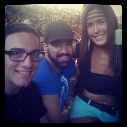 #311 #concert #boho #me #myself #friends 😁👊 (Taken with Instagram)
