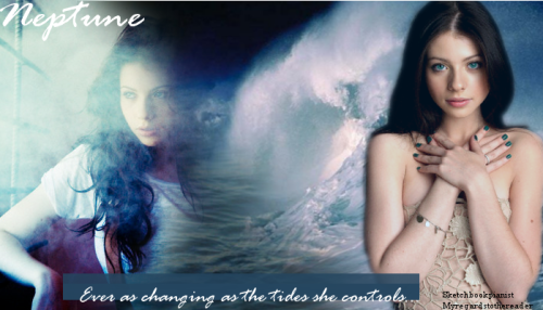 SO IN LOVE WITH HOW IT TURNED OUT. Model Michelle Trachtenberg.