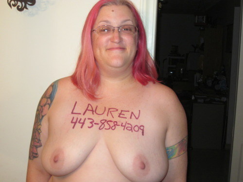 weebpigliz:  BBW Lauren of Maryland   She is so hot I want to meet her.