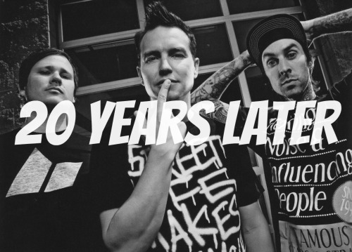 bamf-media:  Happy 20th Birthday, Blink-182.