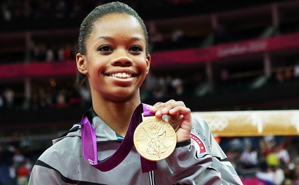 She's the first African-American woman to win the Olympics All-Around gold in gymnastics! ♥