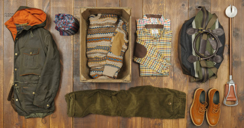 setacci:  Men's Heritage Collection | Barbour