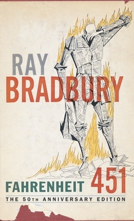 My full thoughts on Ray Bradbury's Fahrenheit 451  Rating: 5/5 Format: Audio Book Favorite Character: Guy Montag… I don't think I had a chance to fall for any of the other characters  Favorite Line: It was a pleasure to burn.