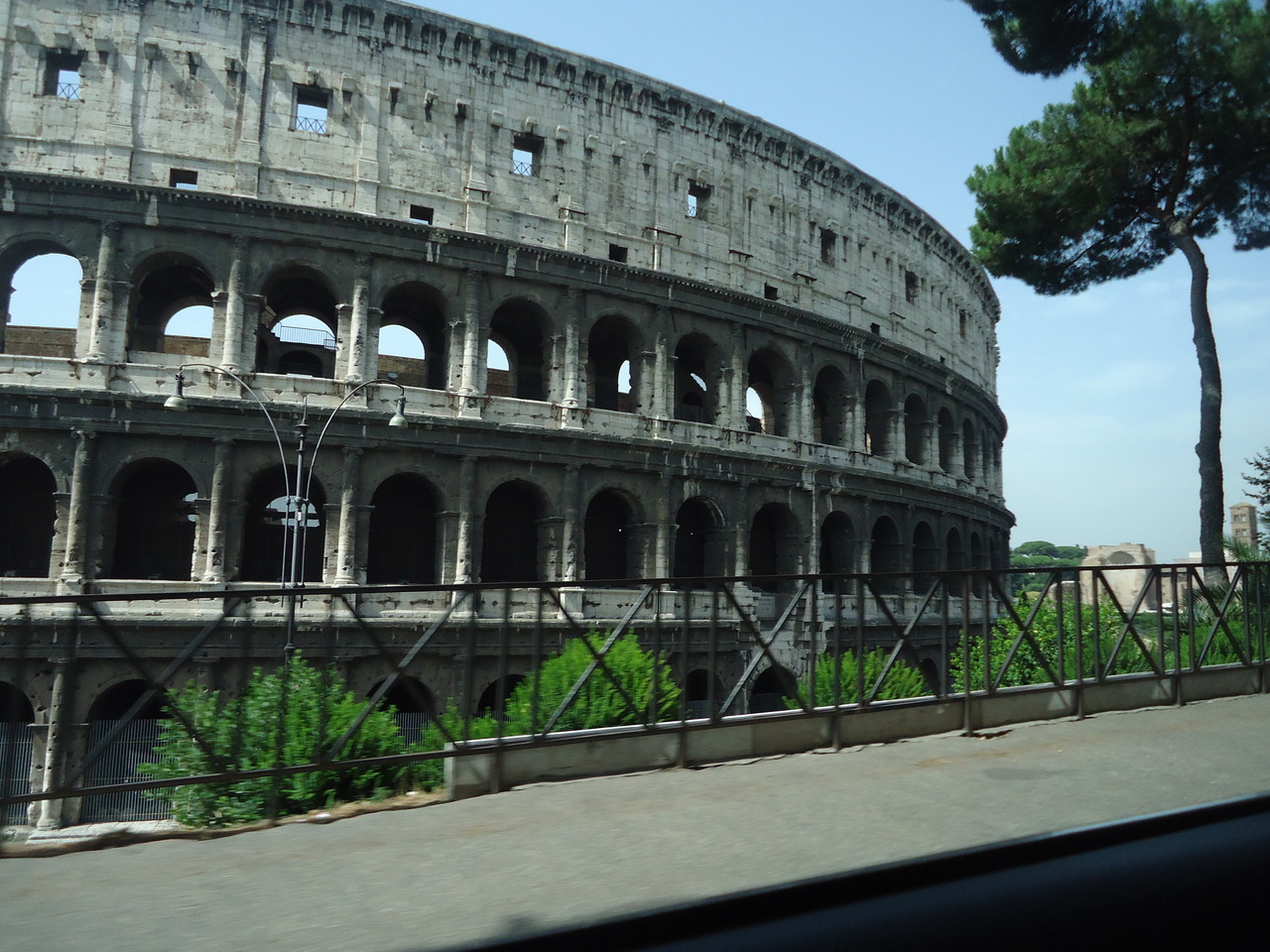 Rome was amazing. I had the time of my life exploring the Colosseum, the Pantheon, the Forum and Palentine Hill, and visiting the Vatican. Here are some pictures I took!