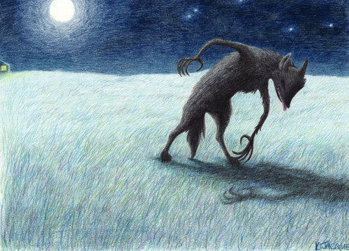 The Skinwalkers: The legend of the Navajo Skinwalker http://mys.tc/2do