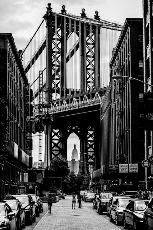 elinka:  Manhattan Bridge by   Neil Britto