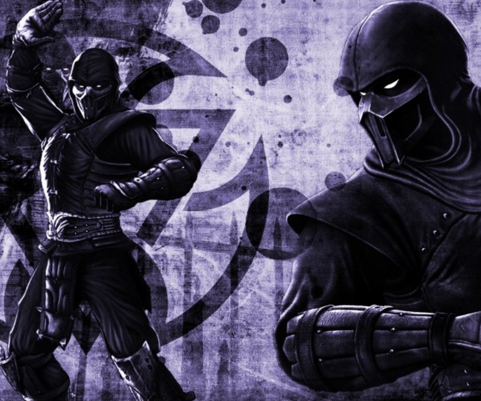 Noob Saibot, who is he really ???