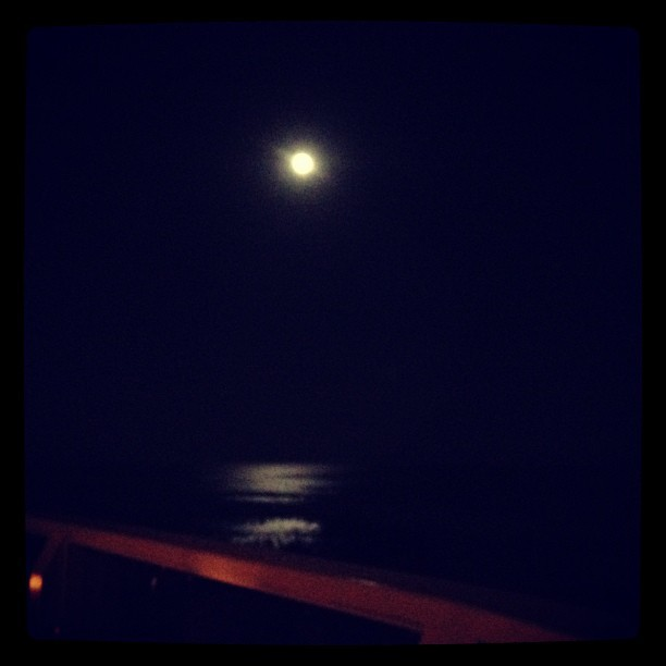 Malibu Moon… #Geoffreys (Taken with Instagram)