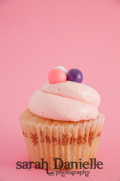 Bubblegum Cupcake by sarah-danielle-photography on Flickr.