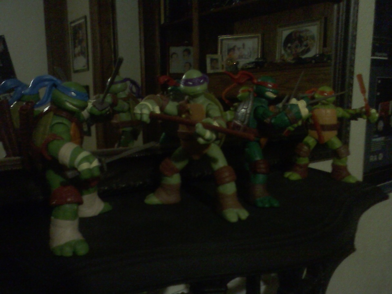 i just had to have all the fucking turtles too.