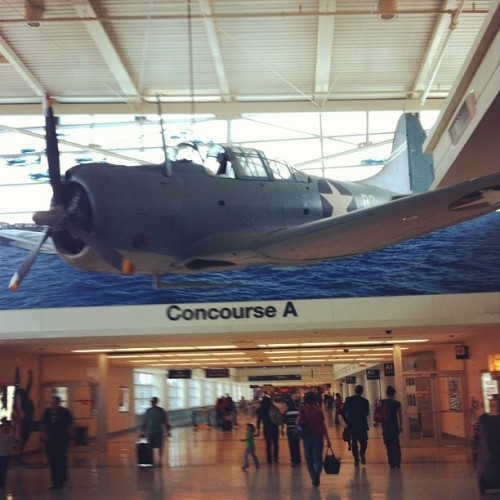 Snapped ✈ (Taken with Instagram)