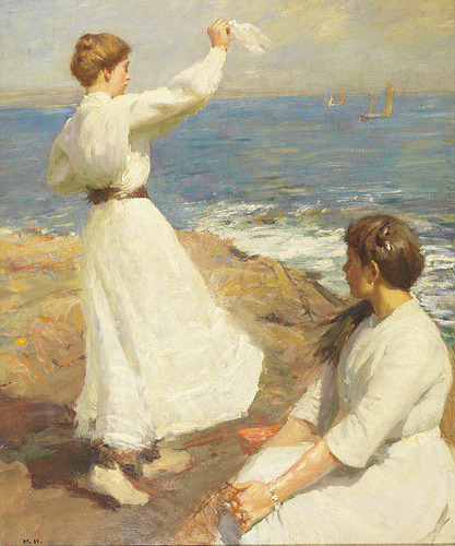 Out to Sea Harold Harvey
