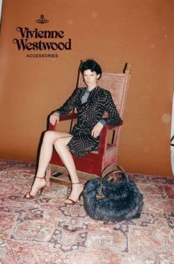 juergenteller:  Vivienne Westwood autumn/winter 2012 advertisement.