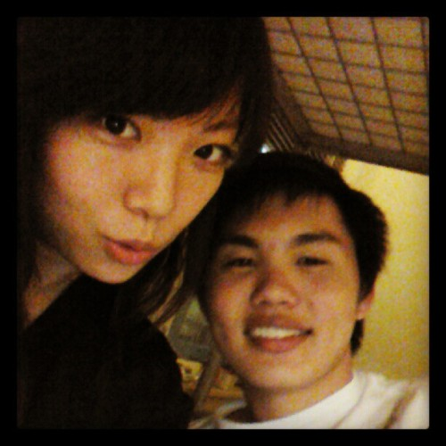 :) #gf  (Taken with Instagram)
