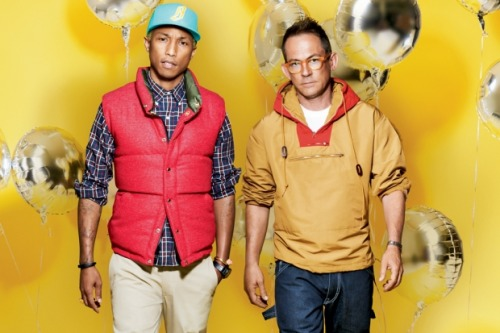 Pharrell and McNasty team up for BBC's upcoming line…