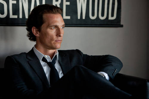 Matthew McConaughey signs on to The Wolf Of Wall Street Matthew McConaughey's career revolution doesn't look to be letting up any time soon – he's just joined the cast of Martin Scorsese's Wolf Of Wall Street…