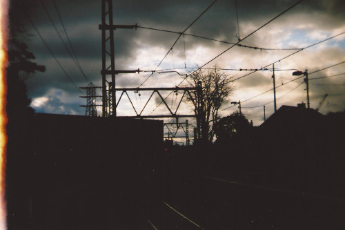 Taken with Holga 350BC using Lucky 200iso film.