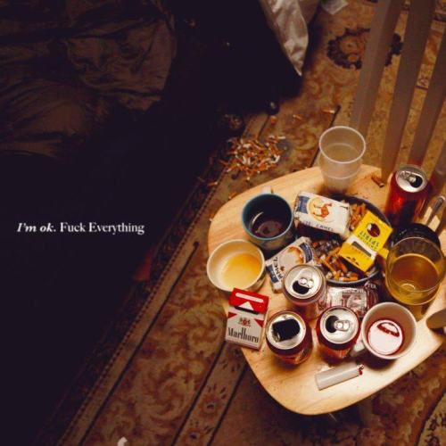 "Our EP ""Fuck Everything"" is finally done.Stream / download for free or pay-what-you-want:http://imok.bandcamp.com/Tour with Osier Bed at the end of the month, dates soon. ""Fuck Everything"" tapes coming soon from Broken World Media"