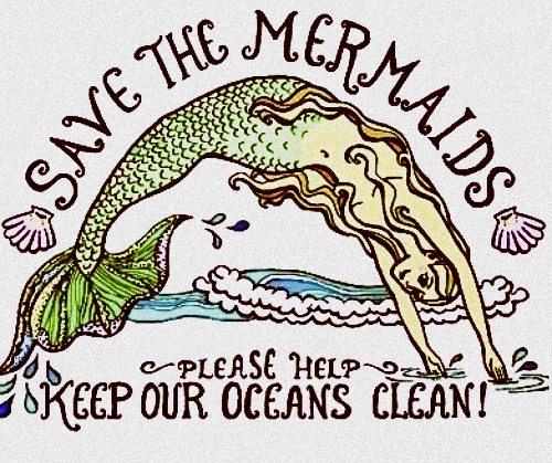 osweetspoontaneous:  Why aren't mermaids aloud in the Olympics