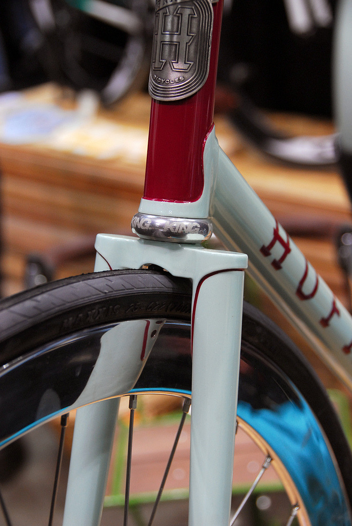 that frame and fork are looking mighty sweet.