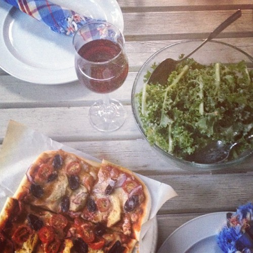 #pizza (Taken with Instagram)