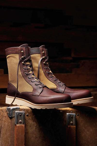 Filson x Wolverine 2012 Fall Collection | Anchor Division