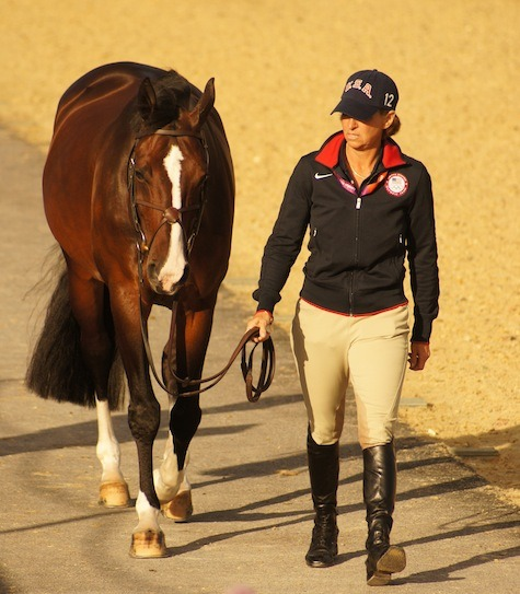 olympics:  Beezie Madden and Coral Reef Via Volo