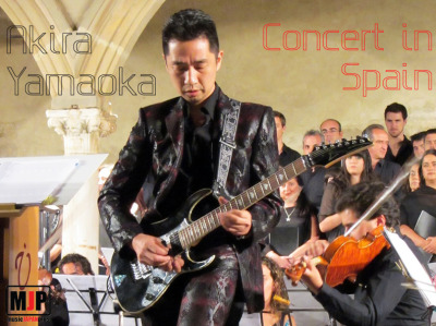 Hello! Finally, the concert report of Yamaoka's short concert in Spain was uploaded. Please click on the picture to start reading it!