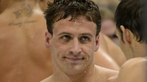 globochem:  Jezebel: 10 Reasons Why Ryan Lochte Is America's Sexiest Douchebag …according to MTV, that wasn't the first time Lochte ascended the podium with his mouth glittered up like Toby Keith's USB tour thong. Ryan Lochte has had that America bling for more than a fucking year. HOW has he not gotten punched squarely in that smirking, adorable, grill-sporting jaw at least once a week?… This article is the best article that ever articled. All of it. ALL OF IT.  …dammit.