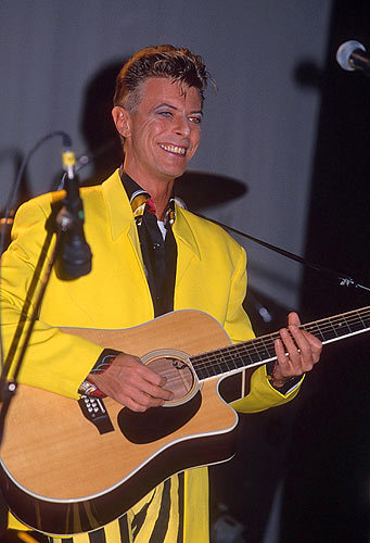 Tin Machine + Guitar = swoon