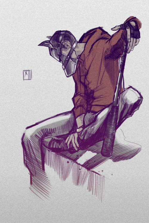 creaturexlll:  my own private sort of Stiles :}