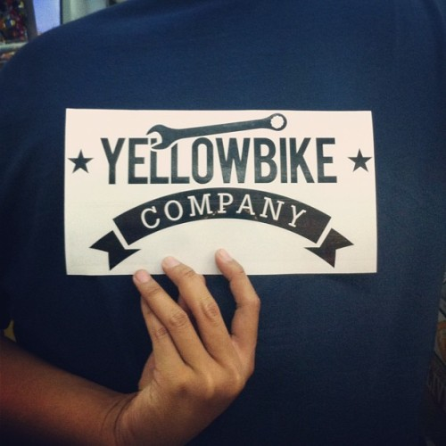 The Family #yellowbikecompany #thedeadcogs #gbk #fixedgear  (Taken with Instagram)