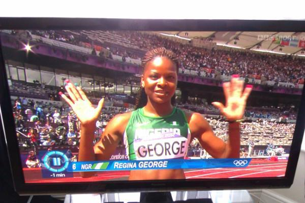 timekillss:  mszashley:  mikerowsoft:  there is a Nigerian sprinter called Regina George   how many of u have felt personally victimized but regina george?  LOOL