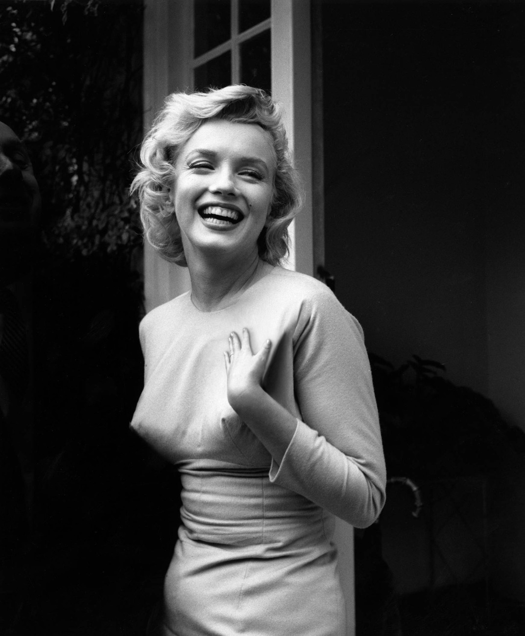 onetinyhand:  marilyn monroe.  Got some pointy titties there mere…..