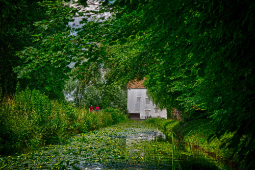 Lode Mill, Anglesey Abbey, Cambridge (photo by lopsydopsy)