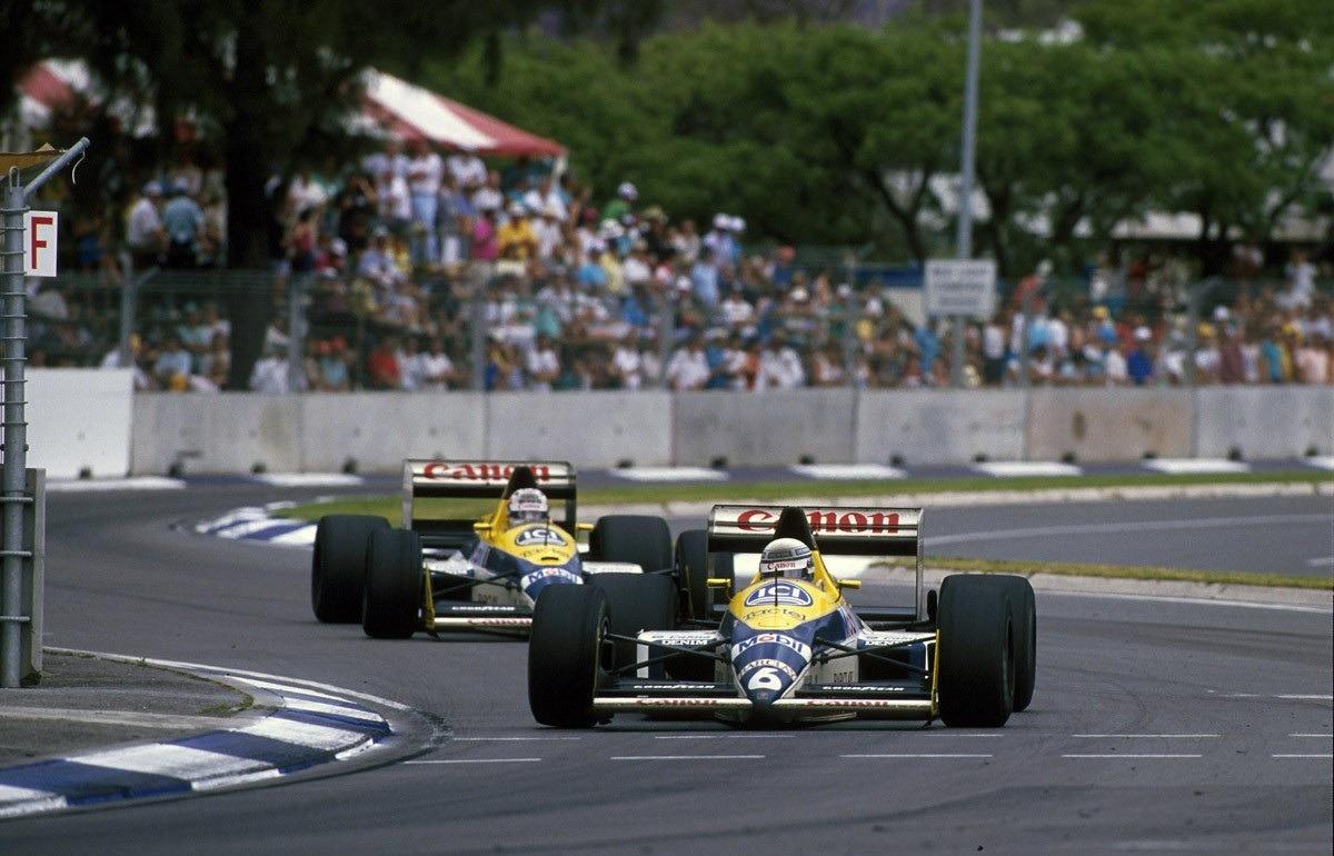 """Williams-Honda: 30 anni fa il grande """"sgarbo"""" 4"""