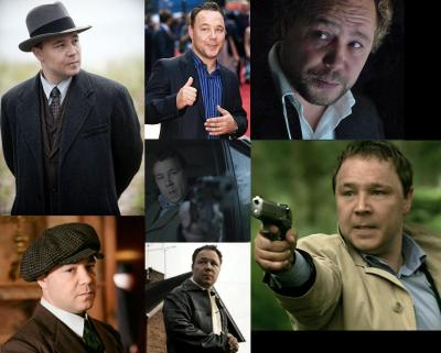 Happy Birthday Stephen Graham - August 3