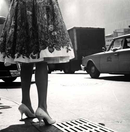greeneyes55:  New York 1960 Photo: James Burke