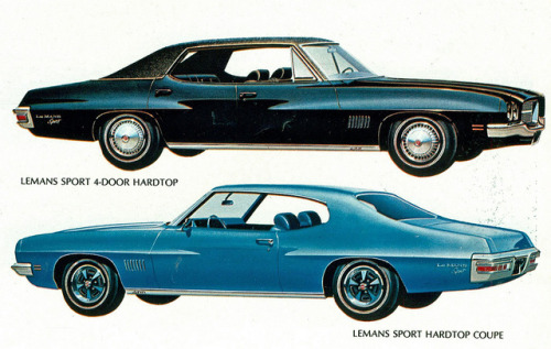 1971 Pontiac LeMans Sport 4 and 2 Door Hardtop by coconv on Flickr.1971 Pontiac LeMans Sport 4 and 2 Door Hardtop