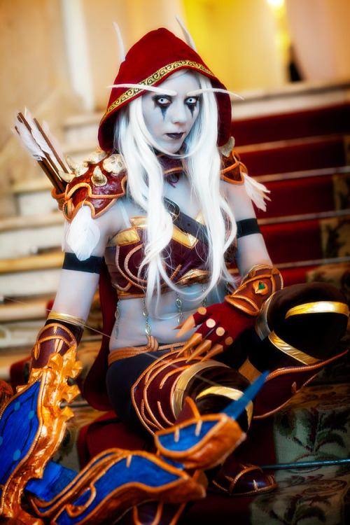 Sylvanas Windrunner from World of WarcraftPhotographer: Andrey Kudryavtsev [Web | Twitter | deviantArt]