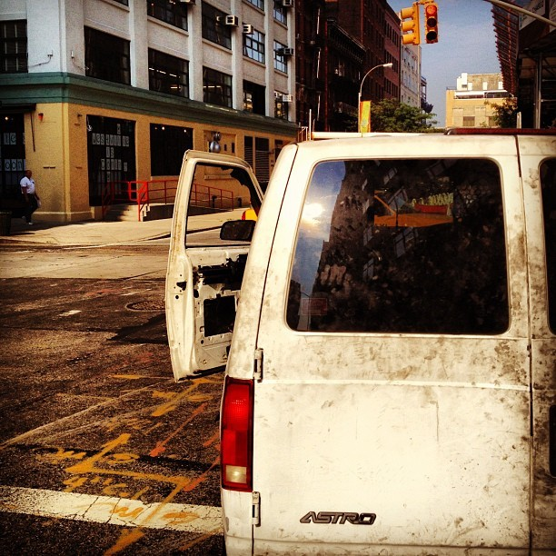 cleanlinicks:  #van #soho (Taken with Instagram)