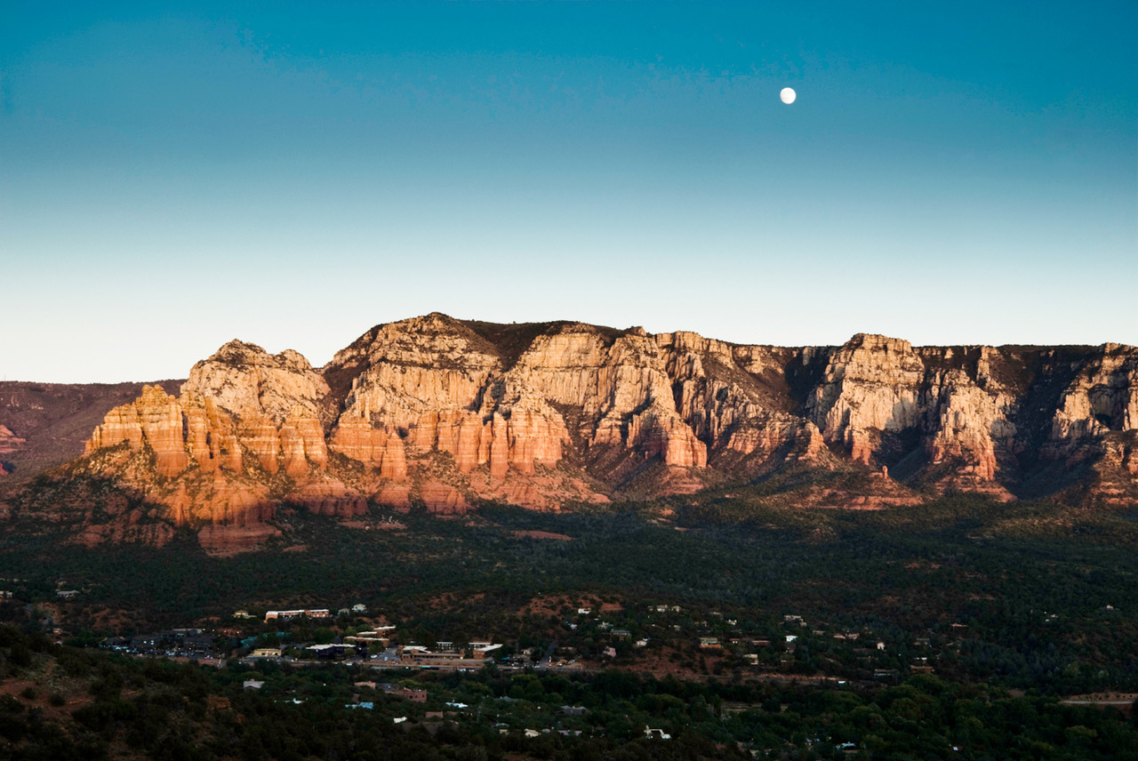Sedona Sunrise: Arizona