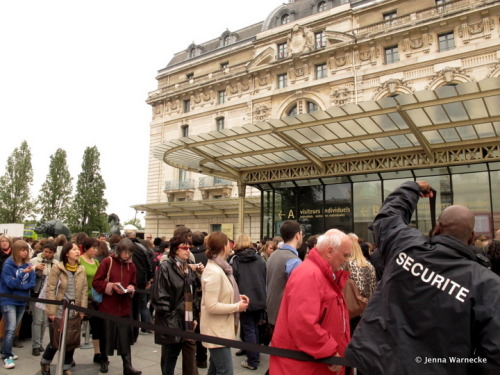 5 Tips To Surviving A Free Museum Day In Paris http://bit.ly/OMNPmx