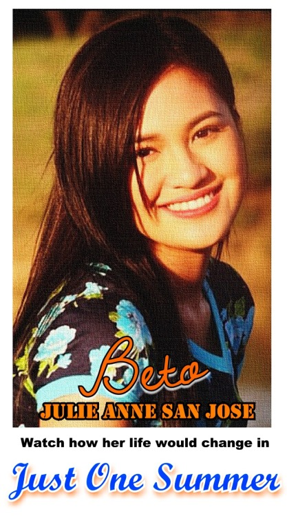 Julie Anne San Jose is BETO submitted by thefanartfactory