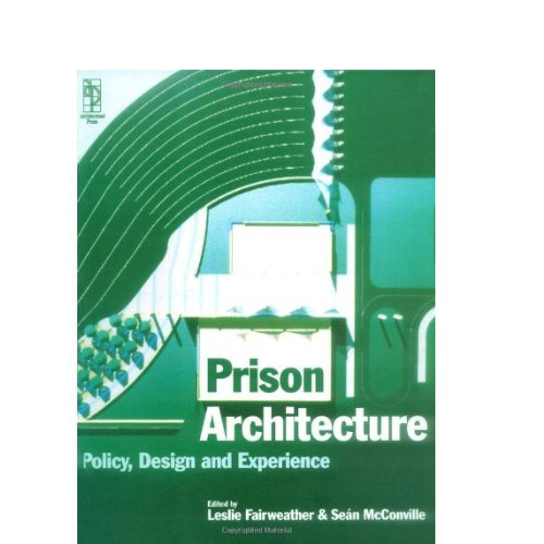 Prison Architecture by Leslie Fairweather RIBA & Sean McConville Current and future prison designs are examined in this book, within the government's prison building program, and the confines of current penal philosophies and legislation. America has led the way in prison design, with two main types of architecture predominating: radial layouts (outside cells with windows) and linear blocks (inside cells with grilles). Now, 'new' generation prisons (central association surrounded by small groups of cells) look set to become the fashion. But are they a better answer, and should they be copied worldwide before we know? Architects and administrators show in this book the designs of these 'new generation' prisons and assess their impact. Most countries in central Europe also have a rising crime rate and a demand for new prisons. Contributions from significant architects from the UK, Europe and America comment on these issues. Other topics within the book are: setting current prison architecture and design against an historical setting; looking at penal ideas and prison architecture and design in the post-war period; the psychological effects of the prison environment; the influence of technology and design on security management; and how prison architecture and design can be more flexible and innovative.